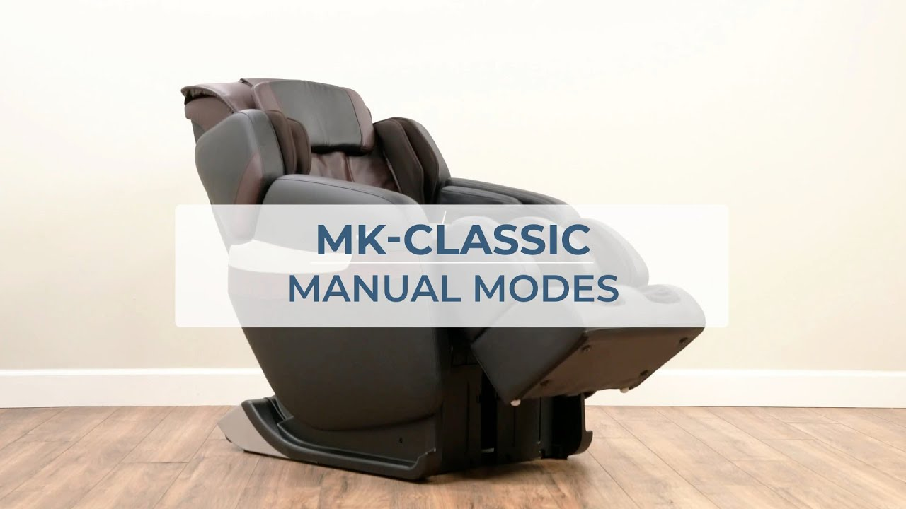 RELAXONCHAIR Massage Chair Video