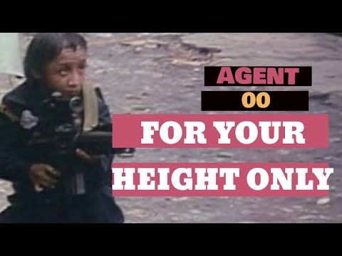 AGENT 00 : FOR YOUR HEIGHT ONLY - FULL MOVIE -  WENG WENG COLLECTION