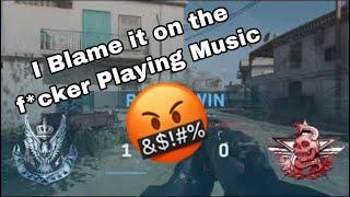 Playing *ANNOYING* Music in Modern Warfare (Earrape Warning)
