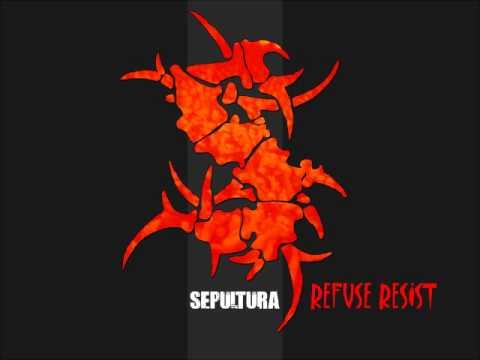 Sepultura Refuse/Resist drum thumbnail