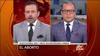 Entrevista a Gerson Almeida en Contacto Directo con Lenin Artieda – Ecuavisa