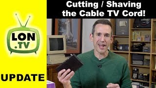 How To Beat Comcast Fees: My Current TV Cord Cutting / Cord Shaving Setup (2017 / 2018)