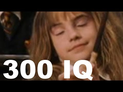 YTP Harry Potter - Přefrajerovaná Hermiona roastí koho může