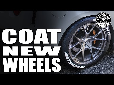 How To Protect New Wheels – Chemical Guys Carbon Flex C9
