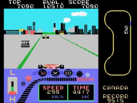 GP World (Japan) Sega - SG-1000 INGAME