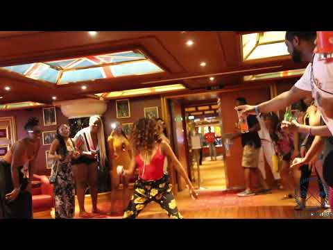 Soul Train Line! 2018 Urban Cruise Weekend