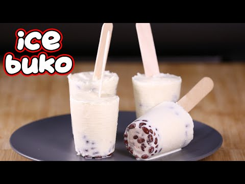 Ice Buko Recipe