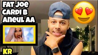 Fat Joe, Cardi B, Anuel AA   YES (Official Video)   Reaction