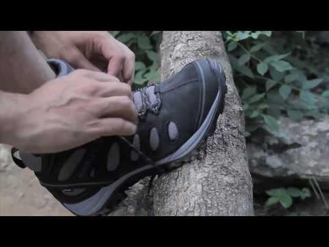 Equípate: calzado de trekking