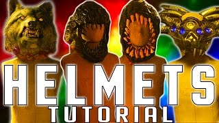 """""""Revelations"""" How To Get ALL 7 Helmets/Masks/Hats EASY (Black Ops 3 Zombies)"""
