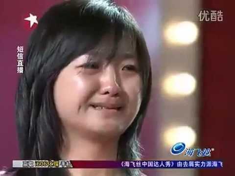 1 chuyện tình cảm động china got talent, BGK vietnam còn phải học hỏi nhiều lắm