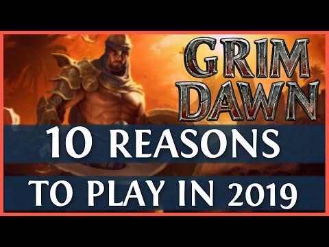 10 Reasons You Should Play Grim Dawn in 2019