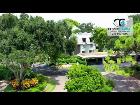 Pelican Bay Sanctuary Naples Florida 360 degree video fly over