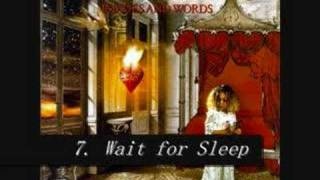 Dream Theater - Images and Words - Track 7 - Wait for Sleep