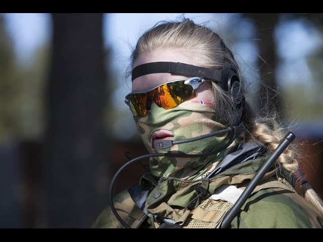 Inside the World's First All-Female Special Forces Unit: Norway's Jegertroppen