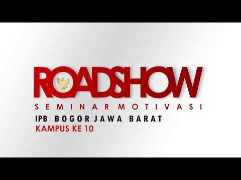 Roadshow IPB ( Bogor Jawa Barat)