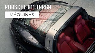 Porsche 911 Targa - Máquinas