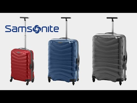 Samsonite - Firelite 4-Rollen-Trolley   koffer-direkt.de