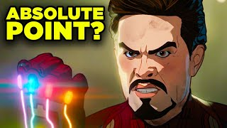 Iron Man Death = ABSOLUTE POINT? (Marvel What If Multiverse Theory)