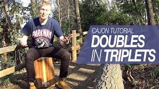 Tutorial: Doubles in Triplets