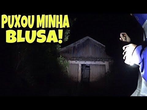 CASA ASSOMBRADA - SE EU TIVESSE PROVOCADO SERIA PIOR ✝