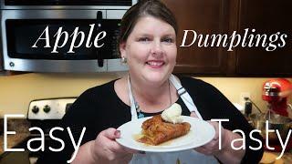Easy Apple Dumpling Recipe With Mt Dew