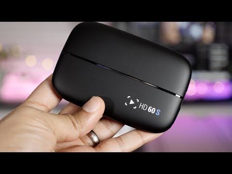 Hands-on: Game Capture HD60 S - A handy live streaming companion