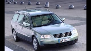 Istoria Volkswagen Passat (1973-2012)