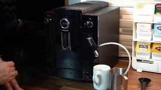 How to Use and Clean Jura Impressa C60 Espresso Machine