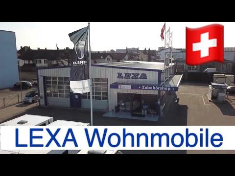 LEXA Wohnmobile Langenthal