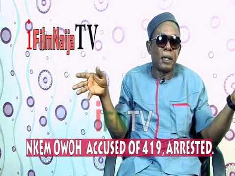 NKEM OWOH *ACCUSED OF 419, BUSTED & ARRESTED* SPEAKS OUT!!