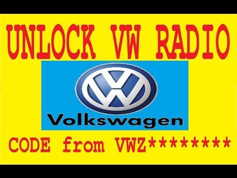 Vw radio decoder download free - tincsurtere