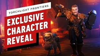 Torchlight Frontiers: Railmaster Class Reveal Trailer