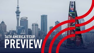 36th America's Cup Preview