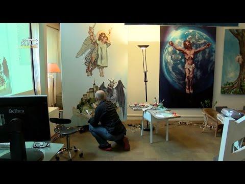Cornel Barsan, artiste peintre