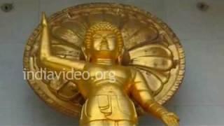 Vishwa Shanti Stupa, Rajgir, Bihar