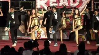 Salman Khan's Grand Entry At The Music Launch Of Ready