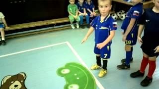Тесты - Прыжок с места у детей 4-7 лет. Футбол, дети спортивной школы олимпийского резерва.
