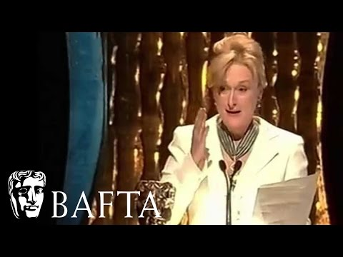 Meryl Streep says 'I would like to spank...' in 2003