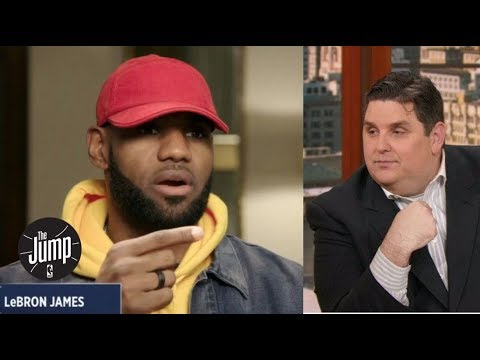 Brian Windhorst on LeBron James: How does LeBron's mental approach make a big difference?