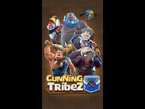 Cunning Tribez: Road of Clash wideo