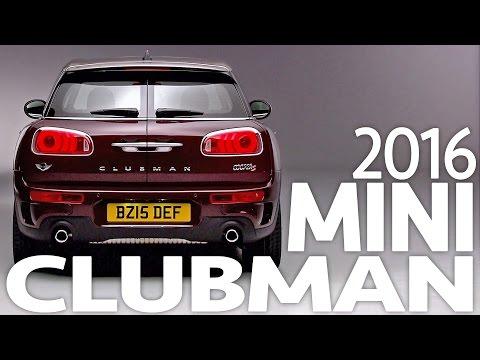 2016 Mini Clubman