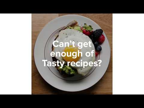 The Tasty App Now Available On Android!