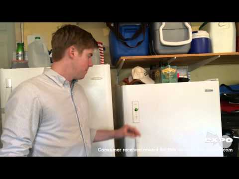 Kenmore  13.7 cu. ft. Upright Freezer Review