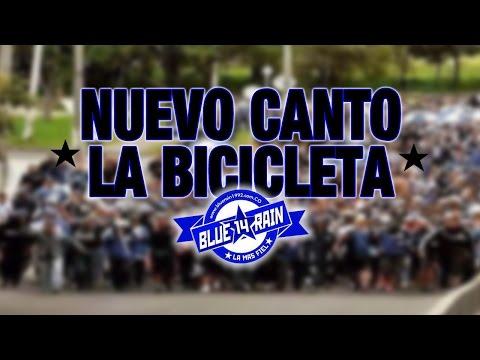"""La Bicicleta"" Barra: Blue Rain • Club: Millonarios"