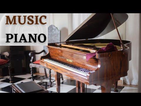 MUSICA RELAXANTE SOM DE PIANO. #SOMDEPIANO