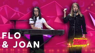 Flo & Joan - 2019 Melbourne Comedy Festival Opening Night Comedy Allstars Supershow