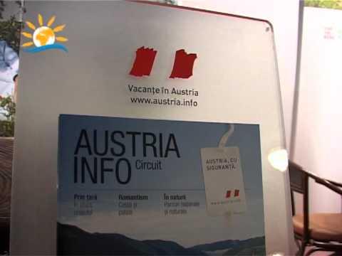 Interviu Florin Bataragă – Austria Incoming, Târg Holiday Market, 17-21 martie, Bucureşti – VIDEO