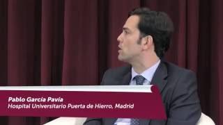 Pablo García Pavía. Volumen cardiaco extracelular por RMN y afección neurológica en la amiloidosis familiar por transtiretina