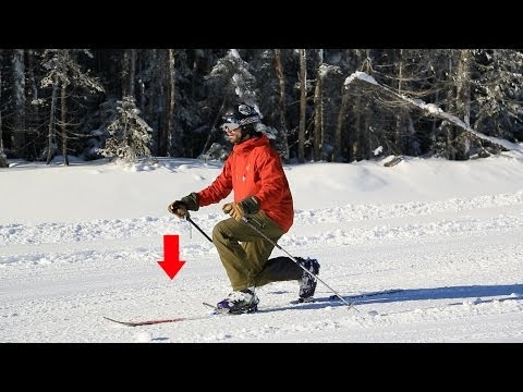 Telemark Lessons- the seven flaws part 1